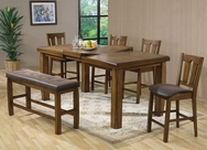 Morrison 5-Pc Counter Height Dining Set A-00845-SET