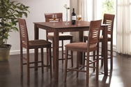 Sutton 5-Pc Counter Height Dining Set A-07000-SET