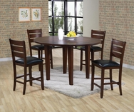 Urbana Counter Height Dining Set A-00684-SET