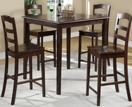 Isabel 5-Pc Counter Height Dining Set U-F2245-SET
