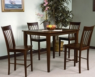 Shiloh 5-Pc Counter Height Dining Set P-2181-SET