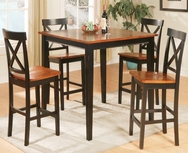Jada 5-Pc Counter Height Dining Set U-F2253-SET