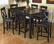 Ravenwood II 5-Pc Counter Height Dining Set W-F288-SET