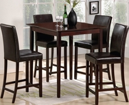 Pub 5-Pc Table Set W-8367-SET