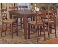 Jenna 5-Pc Counter Height Dining Set U-F2301-SET
