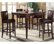 Miranda 5-Pc Bar Height Dining Set U-F2303-1246-SET