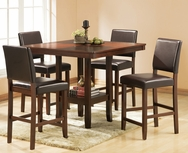 Alford 5-Pc Counter Height Dining Set W-F216-SET