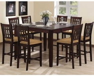 Arthur 5-Pc Counter Height Dining Set W-F234-SET