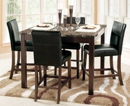 Stonebriar 5-Pc Counter Height Dining Set W-F331-SET