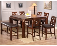 Diamond 5-Pc Pub Dining Set GT-D650-SET