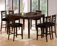 Simone 5-Pc Counter Height Dining Set GT-D60-SET