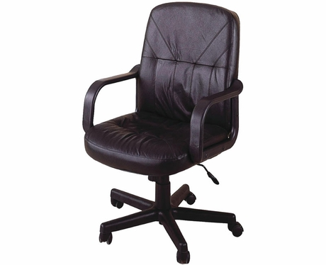 contemporary leather office task chair furniture 4 less