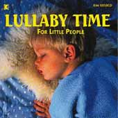 Lullaby Time For Little People CD