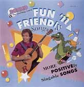 Fun 'N' Friendly Songs CD