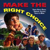 Make The Right Choice CD