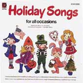 Holiday Songs For All Occasions CD