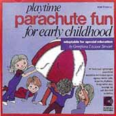 Playtime Parachute Fun CD