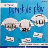 Rhythmic Parachute Play CD