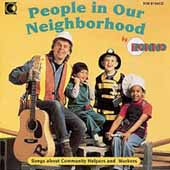 People In Our Neighborhood With Ronno CD
