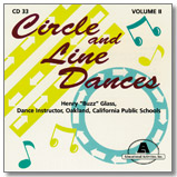 Circle and Line Dances, Volume II CD