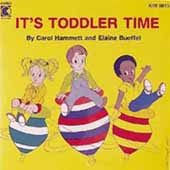 It's Toddler Time CD