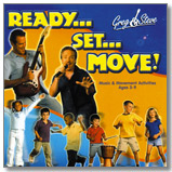 Ready...Set....Move! CD