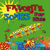 Favorite Songs For Kids CD