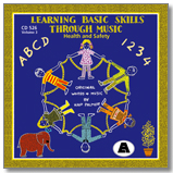 Learning Basic Skills Through Music Blue CD