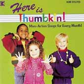 Here Is Thumbkin CD