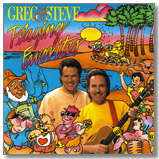 Playing Favorities by Greg & Steve CD