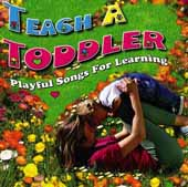 Teach A Toddler CD
