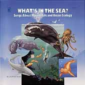 What's In The Sea CD