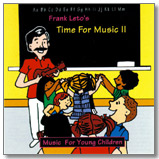 Time For Music II CD
