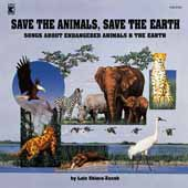Save The Animals, Save The Earth CD