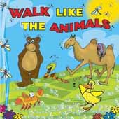 WALK LIKE THE ANIMALS CD