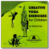 Creative Yoga Exercises CD