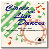 Circle and Line Dances, Volume I CD
