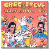 Greg & Steve  Holidays and Special Times CD