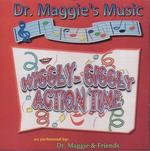 Wiggly-Giggly Action Time CD