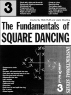 The Fundamentals of Square Dancing Level 3 Plus CD