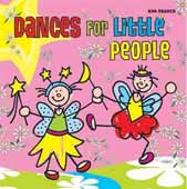 Dances For Little People CD