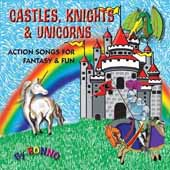 Castles, Knights, & Unicorns With Ronno CD
