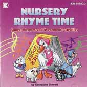 Nursery Rhyme Time CD