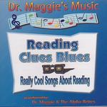 Reading Clues Blues CD