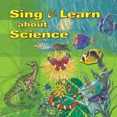 Sing And Learn About Science CD