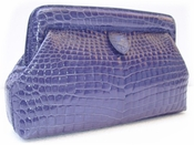 Phil LuanGrath Palermo Clutch - Brighton Blue