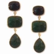 Addison Weeks Newman Earrings - Blue/Green