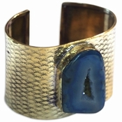 Addison Weeks Madison Cuff - Blue