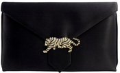 Wilbur & Gussie Edith Clutch - Black