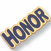 HONOR PIN ENAMELED